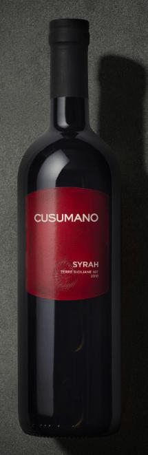 Syrah Terre Siciliane I.G.T. CUSUMANO 750ML