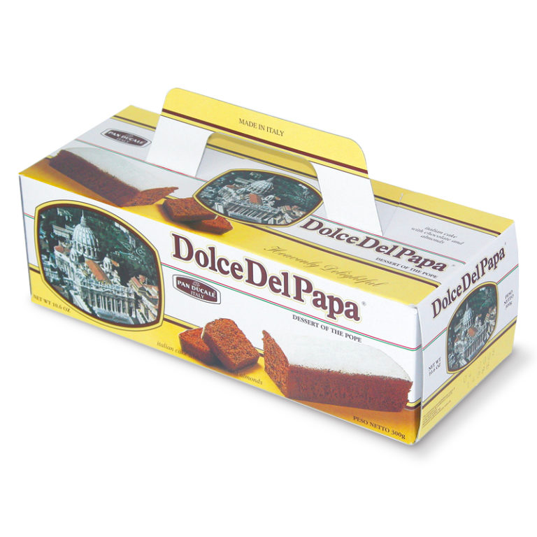 Ciasto Papieża Dolce Del Papa PAN DUCALE 300G