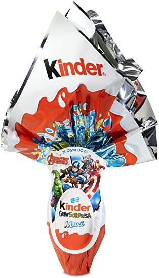 Kinder Ferrero Gran Sorpresa Maxi 220g