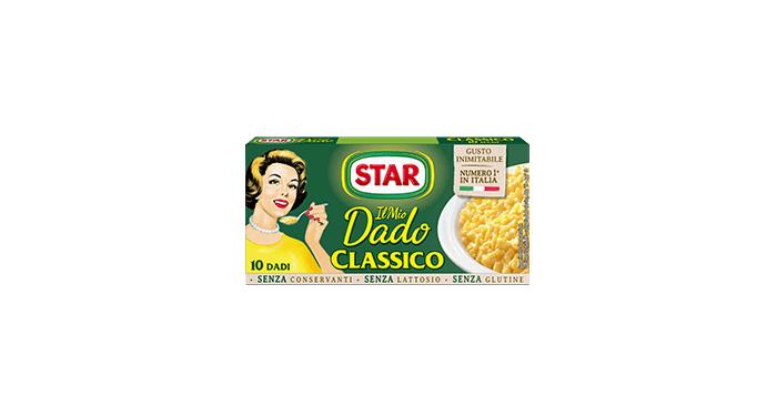 Przyprawa STAR Dado Classico 100G