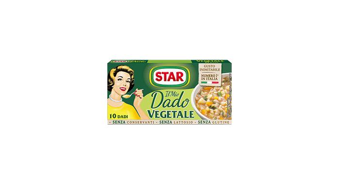 Przyprawa STAR Dado Vegetale 100G