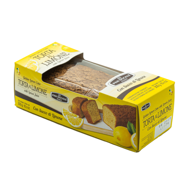 Ciasto cytrynowe Torta al limone PAN DUCALE 300G