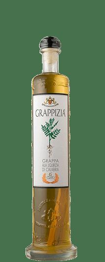 Grappizia grappa z lukrecją 500ml