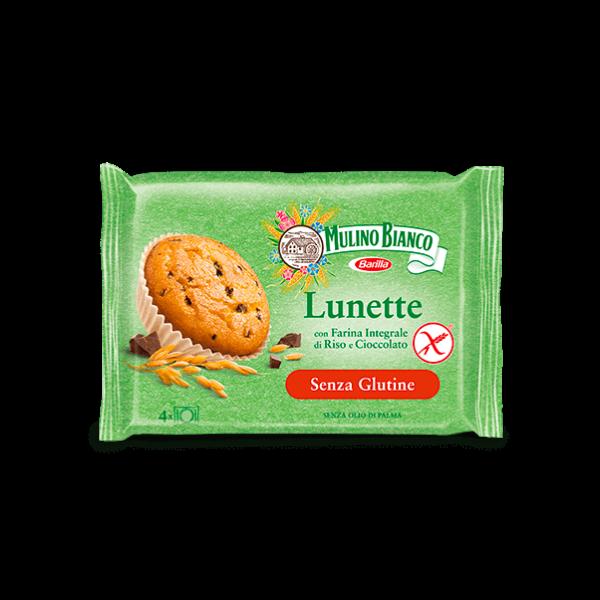 Lunette babeczki MULINO BIANCO Gluten Free 140G
