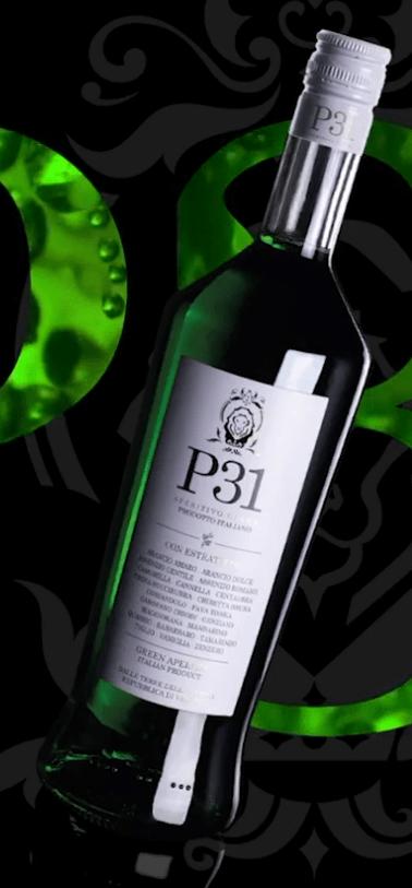 P31 Green Aperitif 1000ML