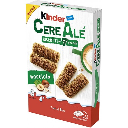 Kinder CereAle orzechowe 7 zbóż 204g