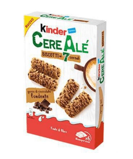 Kinder CereAle fondente 7 zbóż 204g