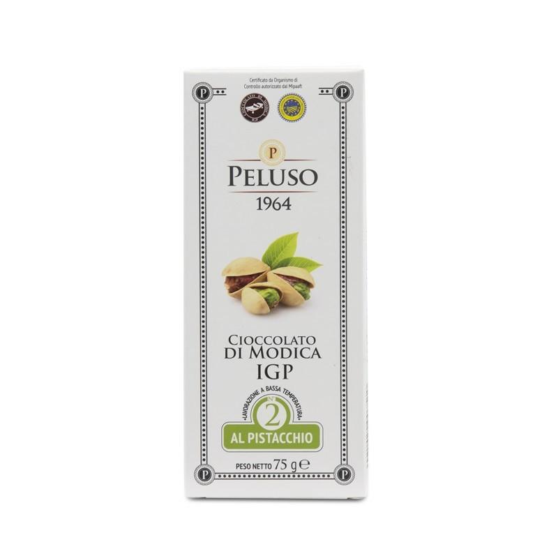 Czekolada z pistacjami Peluso1964 75G
