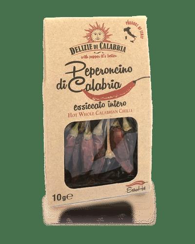 Papryka cała suszona Delizie di Calabria 10G
