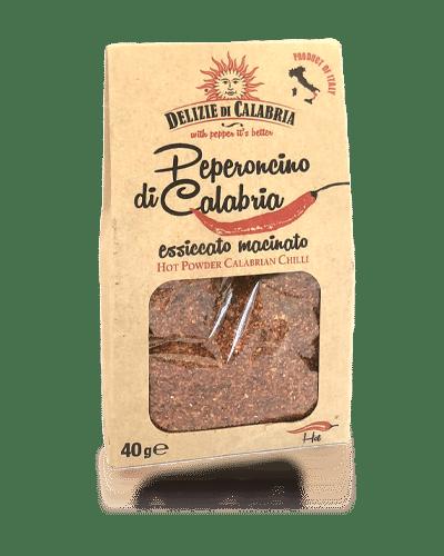 Suszona mielona papryczka Delizie di Calabria 40G